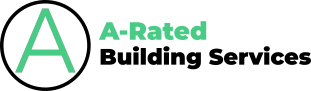 A-Rated Building Services Logo